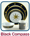 Click Here to Order Black Compass Dishes
