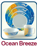 Click Here to Order Ocean Breeze Dishes
