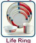 Click Here to Order Life Ring Dishes