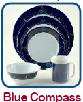 Click Here to Order Blue Compass Dishes