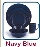 Click Here to Order Navy Blue Dishes