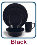 Click Here to Order Black Dishes