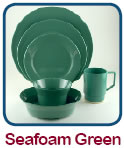 Click Here to Order Seafoam Green Dishes