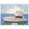Yacht Gifts, Artwork, Painting, Custom Portrait, Cards