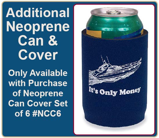 Additional Neoprene Can Covers